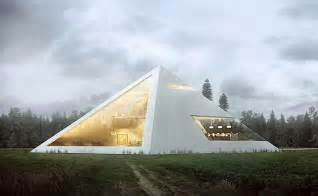 Mexican Home Decor Stores Juan Carlos Ramos Unveils Amazing Pyramid House Worthy Of