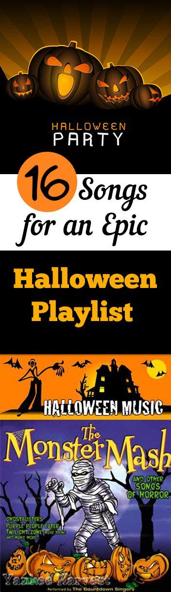 To Put You In The Spirit Of Halloweenfor The Cu 2 by 17 Best Ideas About Playlist On Song