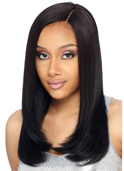 illusion side weave buy model model pose human hair invisible part closure yaky 10