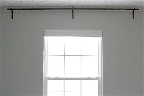 curtain height above window curtains ideas 187 curtain pole height above window