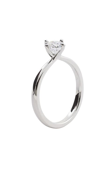 Side Ring side view engagement rings jewelry
