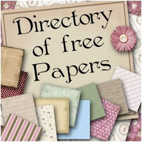 Free Papers For Card - 278 best images about printable papers on