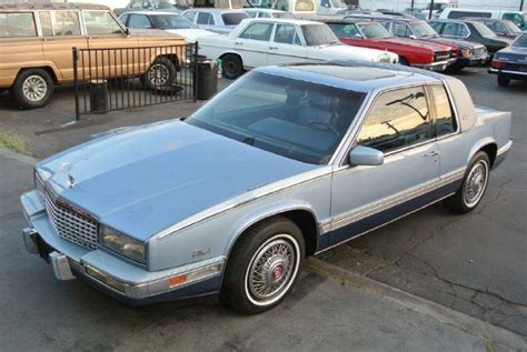 1988 cadillac eldorado for sale