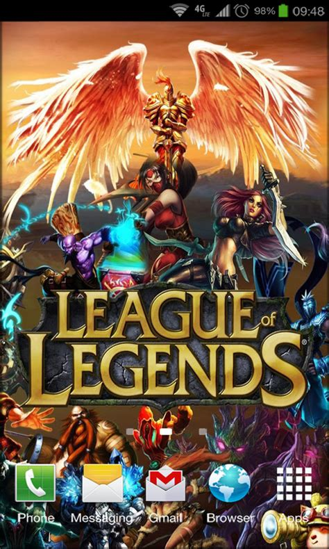 free league of legends wallpapers hd apk for android getjar - League Of Legends Apk
