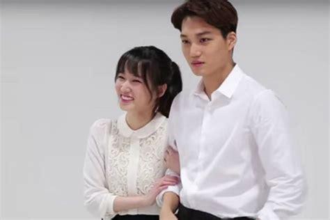 film kai exo choco bank mesranya kai exo dan park eun bin dalam choco bank