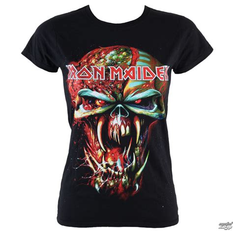 T Shirt Metal Iron Maiden t shirt metal s iron maiden frontier eddie