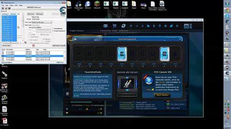 tutorial hack carding tutorial s4 league card hack treasure cheat engine