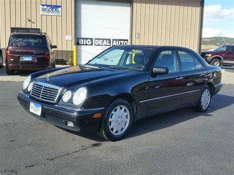 big deal auto rapid city 1999 mercedes e class e320 4matic awd 4dr sedan in