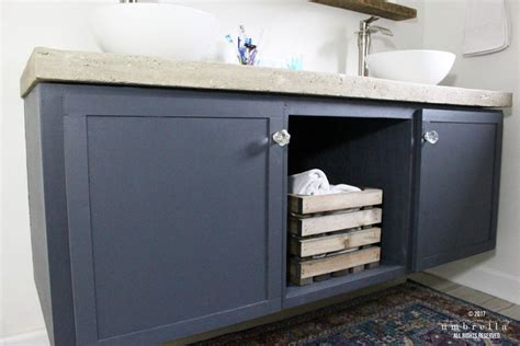 countertop organizer bathroom my industrial master bathroom remodel before and after