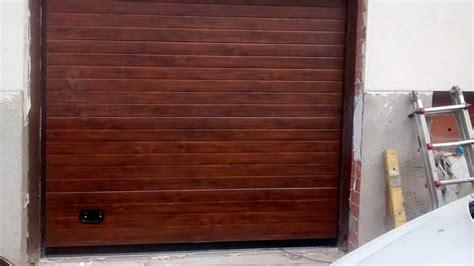puertas cochera automaticas puerta de garaje autom 225 tica seccional puertas fermar