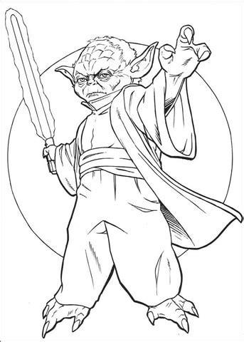 star wars droideka coloring page coloriage ma 238 tre yoda coloriages 224 imprimer gratuits