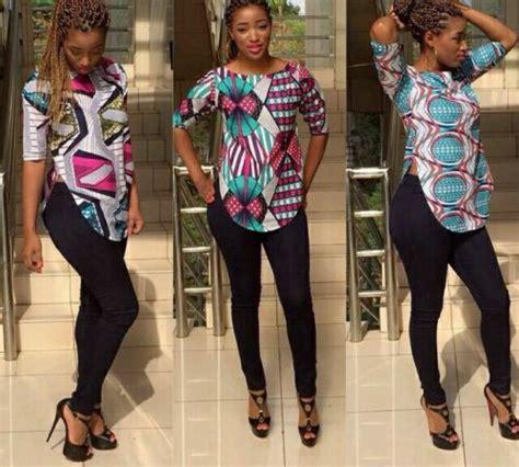 african tops styles african print blouse ladies blouse ankara tops african