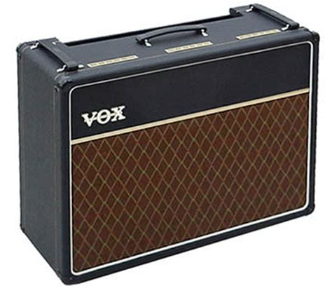 Vox Lug Cabinet the vox showroom the ac 30 6 w brown fret cloth
