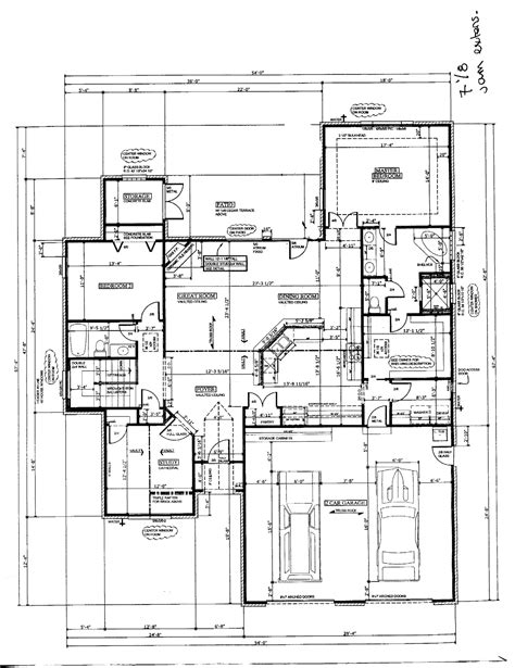 house floor plan with dimensions emilycourthome construction