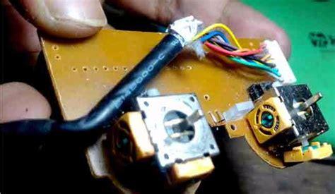 Kabel Warna Ps2 cara mudah ganti kabel stik ps2 187 memperbaiki ps2