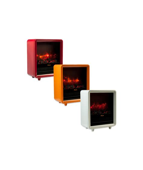 Fireplace Essentials by Crane Mini Fireplace Heater 6 Winter Essentials For