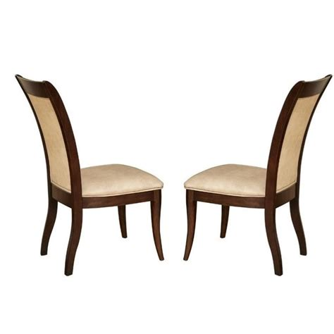 steve silver company marseille fabric dining chair