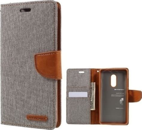 Flip Canvas Diary Xiaomi Redmi 4 4 Prime Pro Flip Cover Wallet mercury canvas wallet γκρι xiaomi redmi note 4 skroutz gr