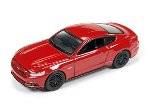 Ford Mustang 2015 Auto World by Miniatura Carro Ford Mustang Gt 2015 1 64 Auto World