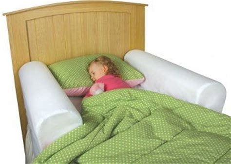 Keep Baby From Rolling In Crib by A Baby Or Toddler Bed Rail Is Helpful To Transition