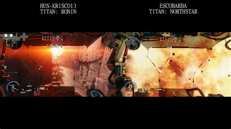 titanfall couch co op titanfall 2 titan co op on forward base kodai youtube