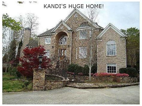 kandi burruss house house tour tuesday inside kandi burruss palatial new