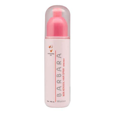Harga Makarizo Hair Energy Spray barbara nonaerosol hairspray 168 ml5 daftar harga