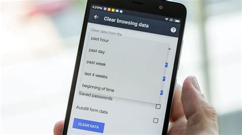 in browsing android how to delete data from android apps and pc androidpit