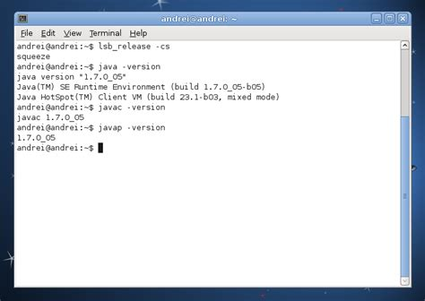 howto jdk linux how to install oracle java 7 in debian via repository