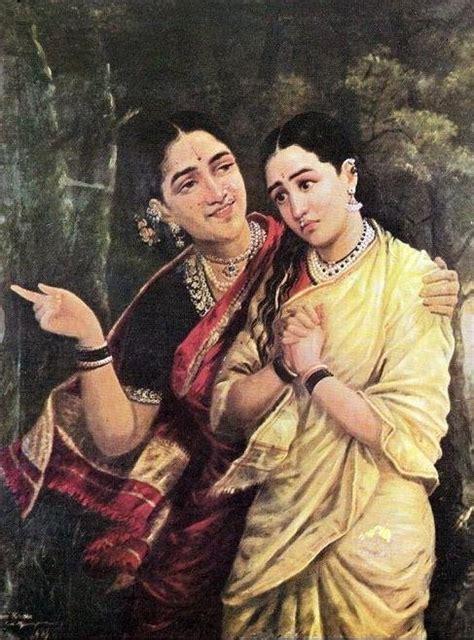 biography of artist raja ravi verma raja ravi varma the artist who made humans of gods