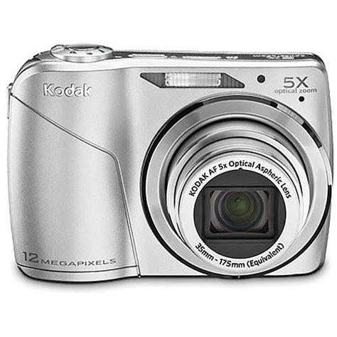 Ces 2008 Kodaks New Digital Cameras Including Touchscreen Easyshare V1273 by Kodak Easyshare C190 Point And Shoot Digital