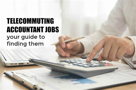 telecommuting accountant guide to find them telecommute