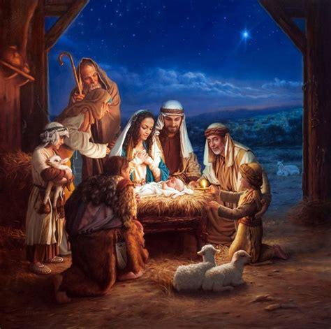 jesus born nativity jezus szueletese betlehem megaport media