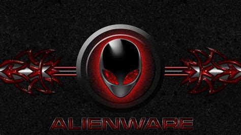HD Alienware Red Wallpaper   WallpaperSafari