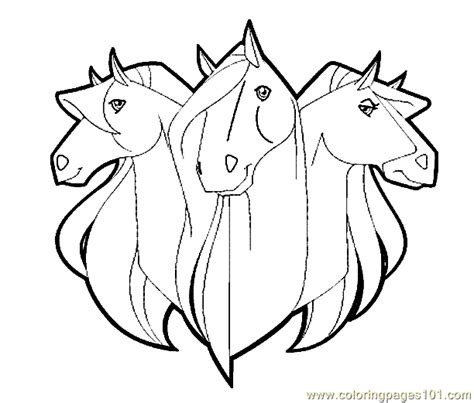 horseland coloring pages online horseland coloring pages