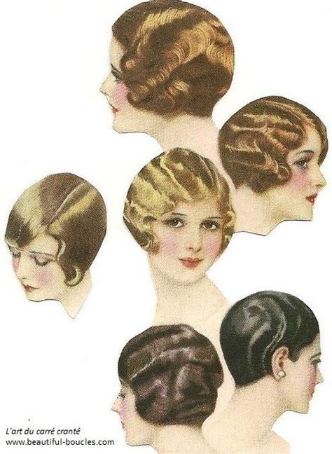 wave nouveau coiffure hairstyles 13 best boucles vintage coiffures boucl 233 es style r 233 tro