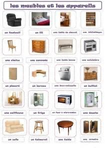 28 gratuit fle meubles ameublement fiches p 233 dagogiques