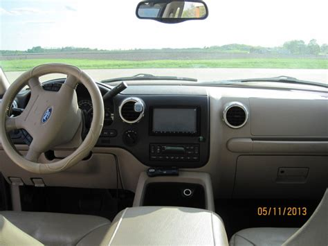 Ford Expedition 2004 Interior by 2004 Ford Expedition Interior Pictures Cargurus