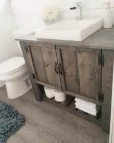 25 best ideas about rustic bathroom vanities on