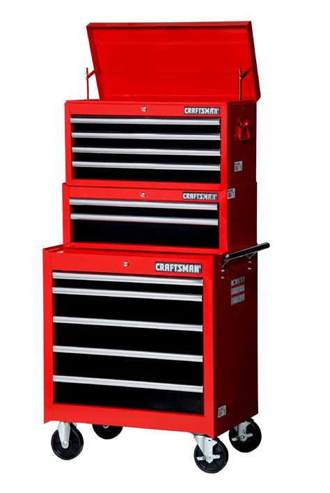 Craftsman Tool Chest Drawer Slides by Craftsman 27 Quot 11 Drawer Std Duty Bearing Slides Trio