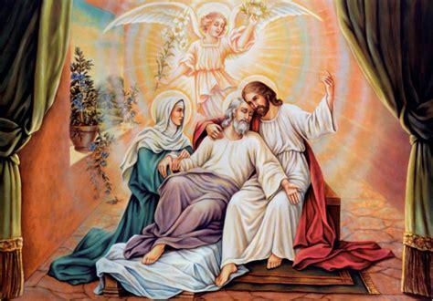 how st died catholic tradition st joseph