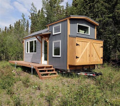 plans tiny house alaskan mom builds lovely tiny house and is offering the plans for free video treehugger