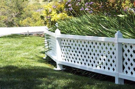 lattice fence design ideas pictures  popular types