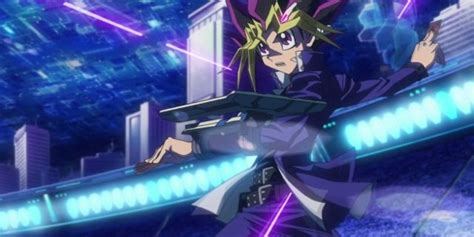 Ordinal Comic Book 04 yu gi oh the side of dimensions trailer released