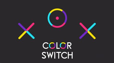 color switcher color switch of the week