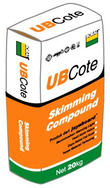 Compound Halus ub compound jointing compound