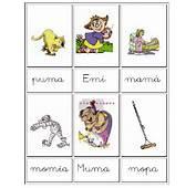 Juegos Para Asociar Palabras Con Dibujo De La Letra M Pictures