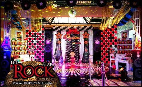 rockstar room decor rock decor