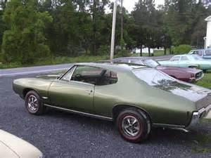 68 Pontiac Gto For Sale 68 Pontiac Gto Carnutts Info