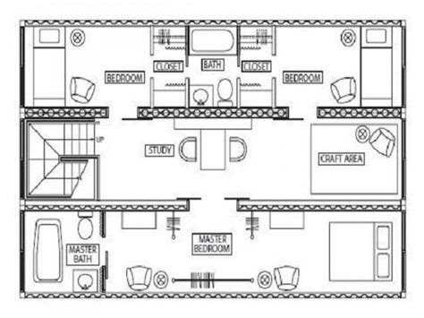 Container Home Floor Plan 1000 Images About Shipping Container Homes On Pinterest